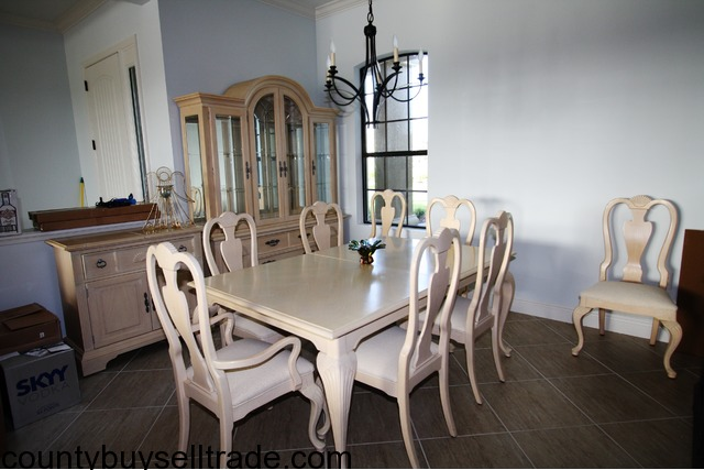 Attractive Stanley Dining Room Set In Englewood, Sarasota, Florida   County Buy, Sell,  Trade